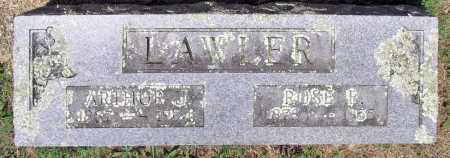 LAWLER, ROSE E - Washington County, Arkansas   ROSE E LAWLER - Arkansas Gravestone Photos