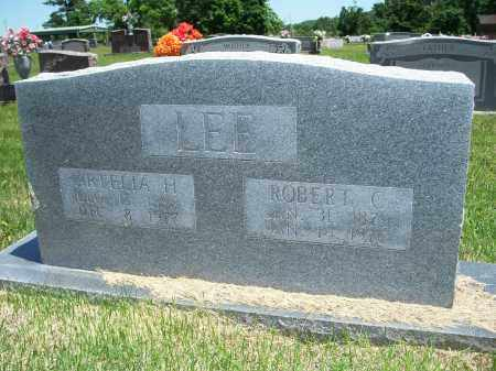 LEE, ROBERT C. - Washington County, Arkansas | ROBERT C. LEE - Arkansas Gravestone Photos
