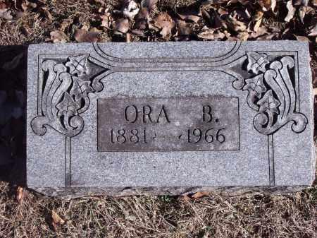 LEWIS, ORA B. - Washington County, Arkansas | ORA B. LEWIS - Arkansas Gravestone Photos