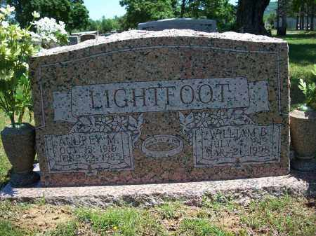 LIGHTFOOT, WILLIAM B. - Washington County, Arkansas | WILLIAM B. LIGHTFOOT - Arkansas Gravestone Photos