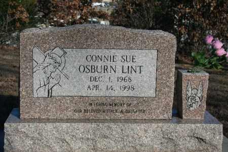OSBURN LINT, CONNIE SUE - Washington County, Arkansas | CONNIE SUE OSBURN LINT - Arkansas Gravestone Photos