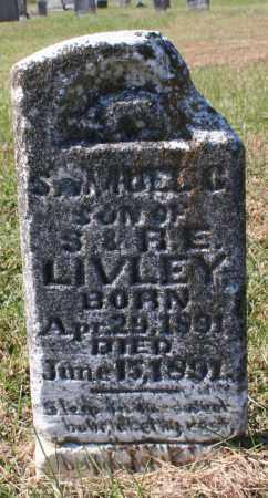 LIVELY, SAMUEL C. - Washington County, Arkansas | SAMUEL C. LIVELY - Arkansas Gravestone Photos