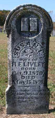 SPEARS LIVELY, SUSAN L. - Washington County, Arkansas | SUSAN L. SPEARS LIVELY - Arkansas Gravestone Photos