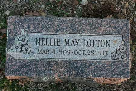LOFTON, NELLIE MAY - Washington County, Arkansas | NELLIE MAY LOFTON - Arkansas Gravestone Photos