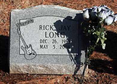 LONG, RICKY JAY - Washington County, Arkansas   RICKY JAY LONG - Arkansas Gravestone Photos