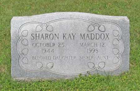 MADDOX, SHARON KAY - Washington County, Arkansas   SHARON KAY MADDOX - Arkansas Gravestone Photos