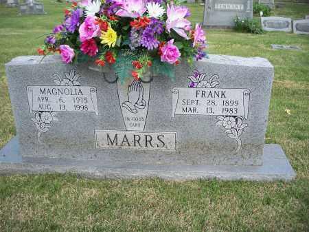MARRS, MAGNOLIA - Washington County, Arkansas   MAGNOLIA MARRS - Arkansas Gravestone Photos