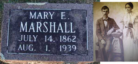 MARSHALL, MARY EMMA - Washington County, Arkansas | MARY EMMA MARSHALL - Arkansas Gravestone Photos