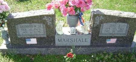 BURTON MARSHALL, INEZ BERNICE - Washington County, Arkansas | INEZ BERNICE BURTON MARSHALL - Arkansas Gravestone Photos