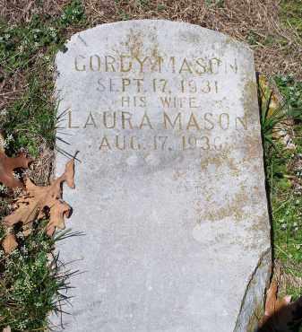 MASON, LAURA - Washington County, Arkansas | LAURA MASON - Arkansas Gravestone Photos