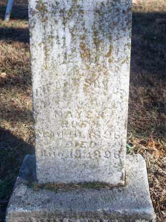 MAYES, INFANT SON - Washington County, Arkansas   INFANT SON MAYES - Arkansas Gravestone Photos