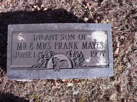 MAYES, INFANT SON - Washington County, Arkansas | INFANT SON MAYES - Arkansas Gravestone Photos