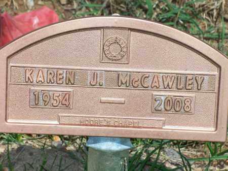 MOUNCE MCCAWLEY, KAREN JEAN - Washington County, Arkansas | KAREN JEAN MOUNCE MCCAWLEY - Arkansas Gravestone Photos