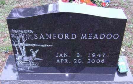 MCADOO, SANFORD - Washington County, Arkansas   SANFORD MCADOO - Arkansas Gravestone Photos