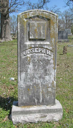 MCCAMEY, JOSEPH H - Washington County, Arkansas   JOSEPH H MCCAMEY - Arkansas Gravestone Photos