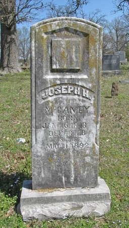 MCCAMEY, JOSEPH H - Washington County, Arkansas | JOSEPH H MCCAMEY - Arkansas Gravestone Photos