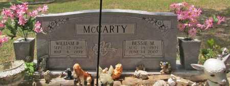MCCARTY, BESSIE M. - Washington County, Arkansas | BESSIE M. MCCARTY - Arkansas Gravestone Photos