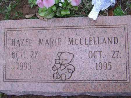 MCCLELLAND, HAZEL MARIE - Washington County, Arkansas   HAZEL MARIE MCCLELLAND - Arkansas Gravestone Photos