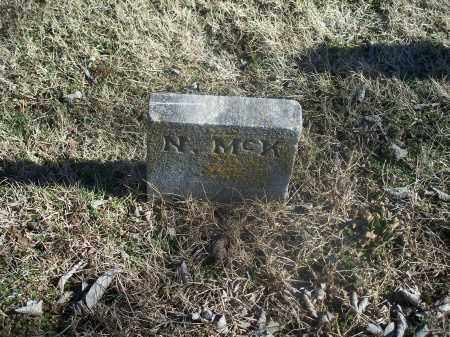 MCK., N. - Washington County, Arkansas | N. MCK. - Arkansas Gravestone Photos