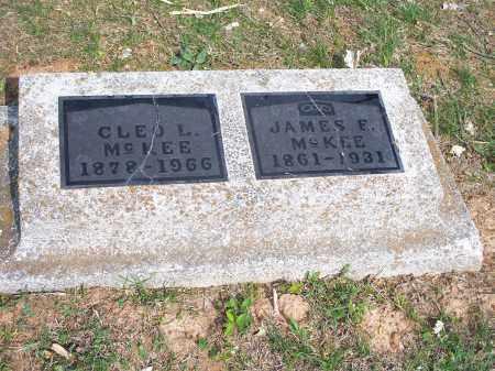 MCKEE, JAMES F. - Washington County, Arkansas | JAMES F. MCKEE - Arkansas Gravestone Photos