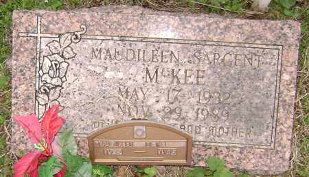 MCKEE, MAUDILEEN - Washington County, Arkansas | MAUDILEEN MCKEE - Arkansas Gravestone Photos