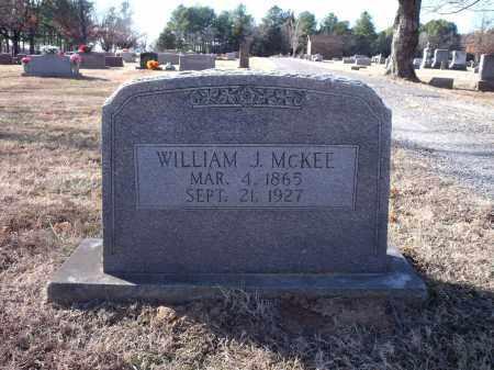 MCKEE, WILLIAM J. - Washington County, Arkansas | WILLIAM J. MCKEE - Arkansas Gravestone Photos