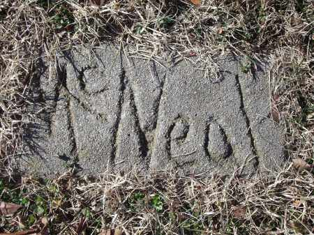 MCNEAL, UNKNOWN - Washington County, Arkansas | UNKNOWN MCNEAL - Arkansas Gravestone Photos