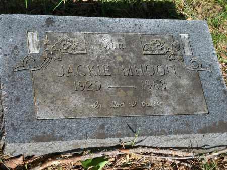MHOON, JACKIE MORRIS - Washington County, Arkansas | JACKIE MORRIS MHOON - Arkansas Gravestone Photos