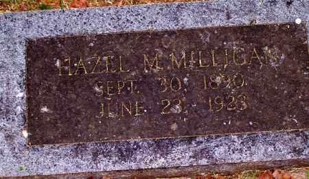 MILLIGAN, HAZEL M. - Washington County, Arkansas | HAZEL M. MILLIGAN - Arkansas Gravestone Photos