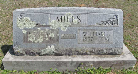 MILLS, WILLIAM I - Washington County, Arkansas | WILLIAM I MILLS - Arkansas Gravestone Photos