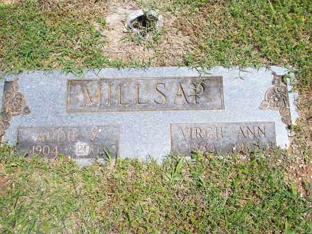 MILLSAP, VIRGIE ANN - Washington County, Arkansas | VIRGIE ANN MILLSAP - Arkansas Gravestone Photos