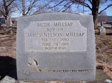 MILLSAP, RUTH - Washington County, Arkansas | RUTH MILLSAP - Arkansas Gravestone Photos