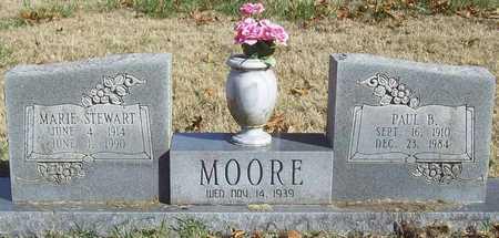 STEWART MOORE, MARIE - Washington County, Arkansas | MARIE STEWART MOORE - Arkansas Gravestone Photos