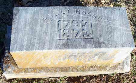 MOORE, POLLY - Washington County, Arkansas   POLLY MOORE - Arkansas Gravestone Photos