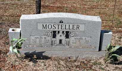 MOSTELLER, MAMIE E. - Washington County, Arkansas   MAMIE E. MOSTELLER - Arkansas Gravestone Photos