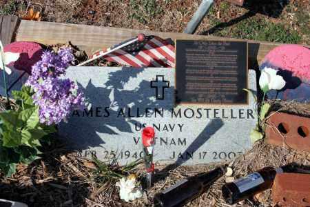 MOSTELLER, JAMES ALLEN - Washington County, Arkansas | JAMES ALLEN MOSTELLER - Arkansas Gravestone Photos
