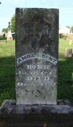 MOUNT, AMOS - Washington County, Arkansas | AMOS MOUNT - Arkansas Gravestone Photos
