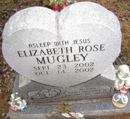 MUGLEY, ELIZABETH ROSE - Washington County, Arkansas | ELIZABETH ROSE MUGLEY - Arkansas Gravestone Photos