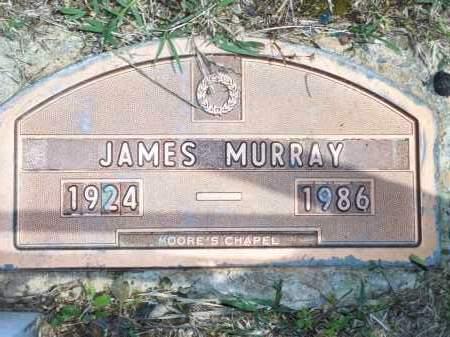 MURRAY, JAMES - Washington County, Arkansas | JAMES MURRAY - Arkansas Gravestone Photos