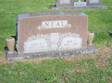 NEAL, LENA C. - Washington County, Arkansas | LENA C. NEAL - Arkansas Gravestone Photos
