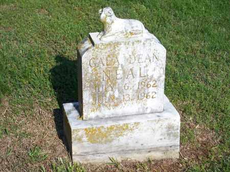 NEAL, GALA DEAN - Washington County, Arkansas | GALA DEAN NEAL - Arkansas Gravestone Photos