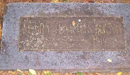 HARRIS NEAL, MARY - Washington County, Arkansas | MARY HARRIS NEAL - Arkansas Gravestone Photos