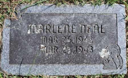 NEAL, MARLENE - Washington County, Arkansas   MARLENE NEAL - Arkansas Gravestone Photos