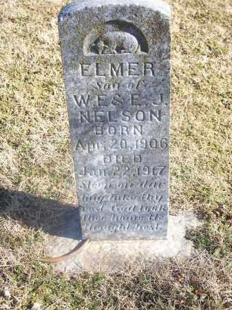 NELSON, ELMER - Washington County, Arkansas | ELMER NELSON - Arkansas Gravestone Photos