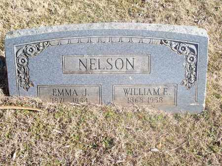 NELSON, EMMA J. - Washington County, Arkansas | EMMA J. NELSON - Arkansas Gravestone Photos