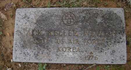 NEWLIN, JACK KELLER - Washington County, Arkansas   JACK KELLER NEWLIN - Arkansas Gravestone Photos