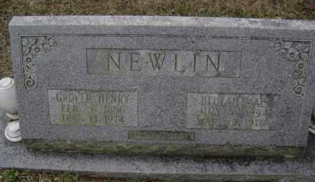 NEWLIN, GROVER HENRY - Washington County, Arkansas | GROVER HENRY NEWLIN - Arkansas Gravestone Photos