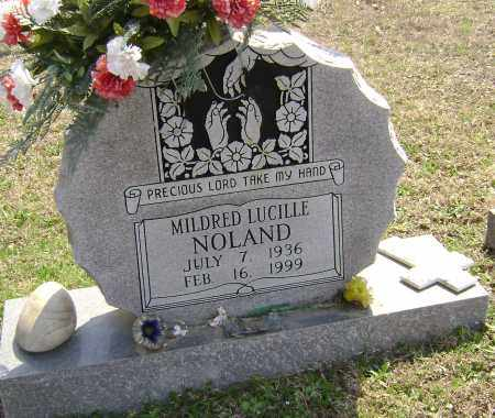 NOLAND, MILDRED LUCILLE - Washington County, Arkansas | MILDRED LUCILLE NOLAND - Arkansas Gravestone Photos