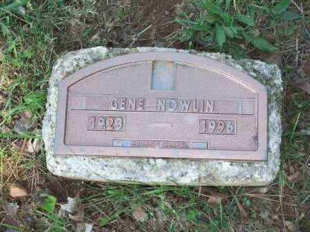 NOWLIN, GENE - Washington County, Arkansas | GENE NOWLIN - Arkansas Gravestone Photos