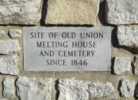 *OLD UNION CEMETERY,  - Washington County, Arkansas    *OLD UNION CEMETERY - Arkansas Gravestone Photos